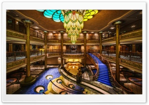 Disney Cruise Ship HD Wide Wallpaper for Widescreen