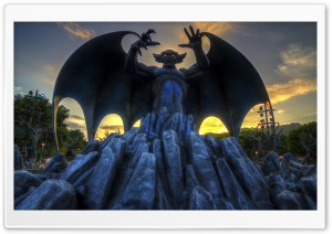 Disney Halloween 2013 HD Wide Wallpaper for Widescreen