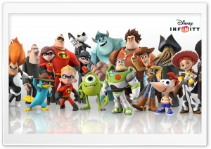 Disney Infinity Ultra HD Wallpaper for 4K UHD Widescreen desktop, tablet & smartphone