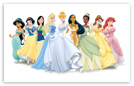 Disney Princess HD wallpaper for Standard 4:3 5:4 Fullscreen UXGA XGA ...