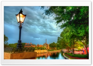Disney World Florida HD Wide Wallpaper for Widescreen