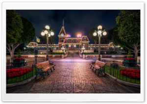 Disneyland HD Wide Wallpaper for 4K UHD Widescreen desktop & smartphone