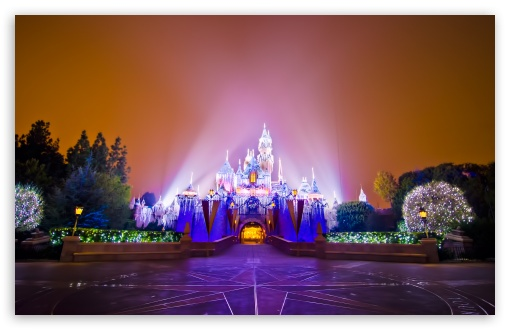 Disneyland Castle Christmas HD wallpaper for Wide 16:10 5:3 Widescreen WHXGA WQXGA WUXGA WXGA WGA ; HD 16:9 High Definition WQHD QWXGA 1080p 900p 720p QHD nHD ; Standard 4:3 5:4 3:2 Fullscreen UXGA XGA SVGA QSXGA SXGA DVGA HVGA HQVGA devices ( Apple PowerBook G4 iPhone 4 3G 3GS iPod Touch ) ; Tablet 1:1 ; iPad 1/2/Mini ; Mobile 4:3 5:3 3:2 16:9 5:4 - UXGA XGA SVGA WGA DVGA HVGA HQVGA devices ( Apple PowerBook G4 iPhone 4 3G 3GS iPod Touch ) WQHD QWXGA 1080p 900p 720p QHD nHD QSXGA SXGA ;