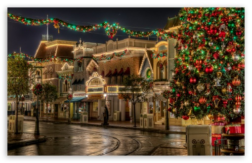 Disneyland Christmas HD wallpaper for Wide 16:10 5:3 Widescreen WHXGA WQXGA WUXGA WXGA WGA ; HD 16:9 High Definition WQHD QWXGA 1080p 900p 720p QHD nHD ; Standard 4:3 5:4 3:2 Fullscreen UXGA XGA SVGA QSXGA SXGA DVGA HVGA HQVGA devices ( Apple PowerBook G4 iPhone 4 3G 3GS iPod Touch ) ; Tablet 1:1 ; iPad 1/2/Mini ; Mobile 4:3 5:3 3:2 16:9 5:4 - UXGA XGA SVGA WGA DVGA HVGA HQVGA devices ( Apple PowerBook G4 iPhone 4 3G 3GS iPod Touch ) WQHD QWXGA 1080p 900p 720p QHD nHD QSXGA SXGA ;