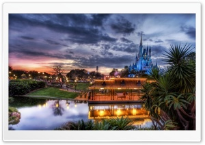 Disneyland Park HD Wide Wallpaper for Widescreen
