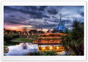 Disneyland Park HD Wide Wallpaper for 4K UHD Widescreen desktop & smartphone