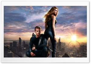 Divergent HD Wide Wallpaper for 4K UHD Widescreen desktop & smartphone