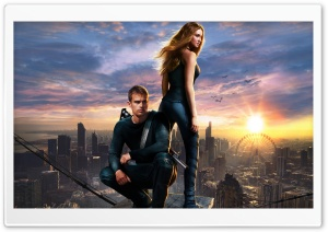 Divergent (2014) HD Wide Wallpaper for 4K UHD Widescreen desktop & smartphone