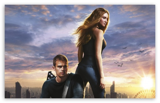 Divergent Shailene Woodley And Theo James HD wallpaper for Wide 16:10 5:3 Widescreen WHXGA WQXGA WUXGA WXGA WGA ; HD 16:9 High Definition WQHD QWXGA 1080p 900p 720p QHD nHD ; Standard 4:3 5:4 Fullscreen UXGA XGA SVGA QSXGA SXGA ; Tablet 1:1 ; iPad 1/2/Mini ; Mobile 4:3 5:3 3:2 5:4 - UXGA XGA SVGA WGA DVGA HVGA HQVGA devices ( Apple PowerBook G4 iPhone 4 3G 3GS iPod Touch ) QSXGA SXGA ;