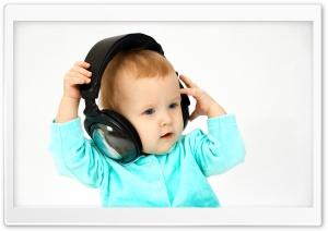 DJ Baby HD Wide Wallpaper for Widescreen