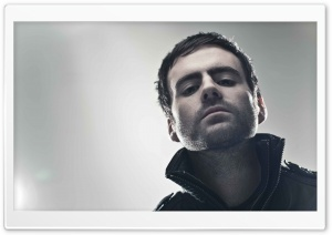 Dj Gareth Emery HD Wide Wallpaper for Widescreen