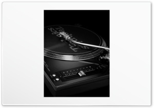 DJ Juke Box HD Wide Wallpaper for Widescreen