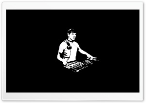 DJ Spock HD Wide Wallpaper for Widescreen