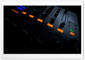 DJ Tools HD Wide Wallpaper for Widescreen