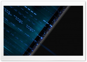 Dm Blue HD Wide Wallpaper for Widescreen