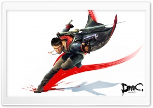 DmC HD Wide Wallpaper for Widescreen
