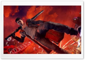 DMC - Dante HD Wide Wallpaper for Widescreen