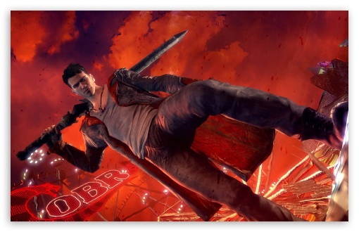 DMC - Dante HD wallpaper for Wide 16:10 5:3 Widescreen WHXGA WQXGA WUXGA WXGA WGA ; HD 16:9 High Definition WQHD QWXGA 1080p 900p 720p QHD nHD ; Standard 4:3 3:2 Fullscreen UXGA XGA SVGA DVGA HVGA HQVGA devices ( Apple PowerBook G4 iPhone 4 3G 3GS iPod Touch ) ; iPad 1/2/Mini ; Mobile 4:3 5:3 3:2 16:9 - UXGA XGA SVGA WGA DVGA HVGA HQVGA devices ( Apple PowerBook G4 iPhone 4 3G 3GS iPod Touch ) WQHD QWXGA 1080p 900p 720p QHD nHD ;