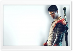 DMC Devil May Cry HD Wide Wallpaper for Widescreen
