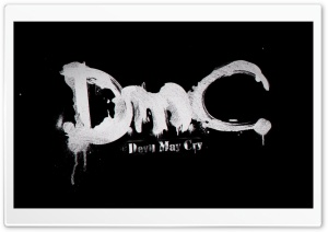 DMC Logo HD Wide Wallpaper for Widescreen
