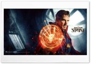 Doctor Strange 2016 Movie Ultra HD Wallpaper for 4K UHD Widescreen desktop, tablet & smartphone