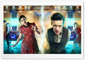 Doctor Who Journey to the centre of the Tardis HD Wide Wallpaper for Widescreen