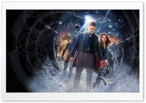 Doctor Who The Time of the Doctor HD Wide Wallpaper for Widescreen
