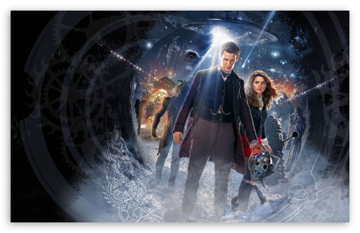 Doctor Who The Time of the Doctor HD wallpaper for Wide 16:10 5:3 Widescreen WHXGA WQXGA WUXGA WXGA WGA ; HD 16:9 High Definition WQHD QWXGA 1080p 900p 720p QHD nHD ; Standard 4:3 5:4 3:2 Fullscreen UXGA XGA SVGA QSXGA SXGA DVGA HVGA HQVGA devices ( Apple PowerBook G4 iPhone 4 3G 3GS iPod Touch ) ; Tablet 1:1 ; iPad 1/2/Mini ; Mobile 4:3 5:3 3:2 16:9 5:4 - UXGA XGA SVGA WGA DVGA HVGA HQVGA devices ( Apple PowerBook G4 iPhone 4 3G 3GS iPod Touch ) WQHD QWXGA 1080p 900p 720p QHD nHD QSXGA SXGA ;