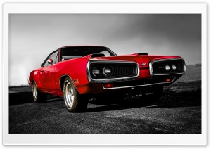 Dodge 440 Classic Car HD Wide Wallpaper for Widescreen