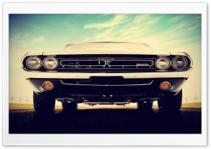 Dodge Challenger 1971 RT Wallpaper by Rick Souza HD Wide Wallpaper for Widescreen