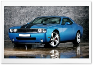 Dodge Challenger HD Wide Wallpaper for Widescreen