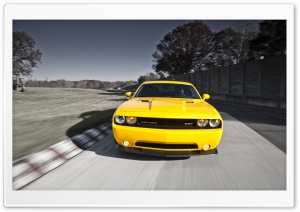 Dodge Challenger SRT HD Wide Wallpaper for Widescreen