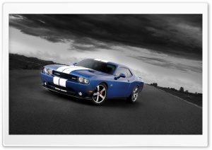 Dodge Challenger SRT8 Photo HD Wide Wallpaper for 4K UHD Widescreen desktop & smartphone
