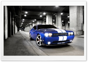 Dodge Challenger SRT Photo HD Wide Wallpaper for Widescreen