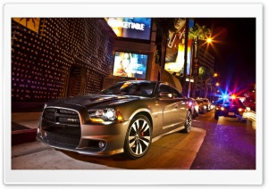 Dodge Charger HD Wide Wallpaper for Widescreen