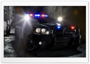 Dodge Charger Pursuit 2011 HD Wide Wallpaper for Widescreen