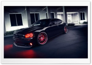 Dodge Charger SRT8 HD Wide Wallpaper for Widescreen