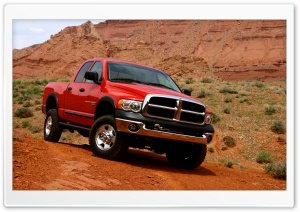 Dodge Ram HD Wide Wallpaper for Widescreen