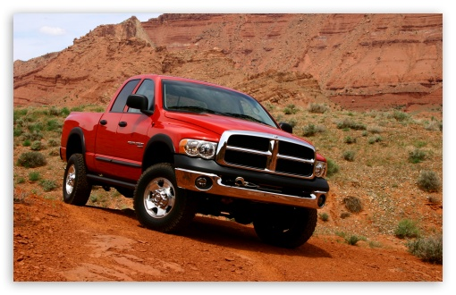 Download Dodge Ram UltraHD Wallpaper