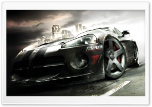 Dodge Viper HD Wide Wallpaper for Widescreen