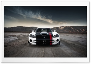 Dodge Viper ACR HD Wide Wallpaper for 4K UHD Widescreen desktop & smartphone