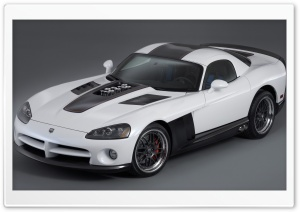 Dodge Viper ASC HD Wide Wallpaper for Widescreen