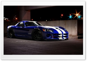 Dodge Viper SRT10 HD Wide Wallpaper for Widescreen