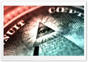 Dollar Pyramid HD Wide Wallpaper for Widescreen