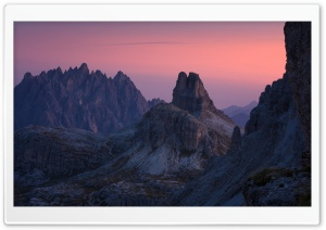 Dolomites Mountains HD Wide Wallpaper for 4K UHD Widescreen desktop & smartphone