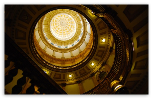 Dome of the Colorado State Capitol, Denver, Colorado HD wallpaper for Wide 16:10 5:3 Widescreen WHXGA WQXGA WUXGA WXGA WGA ; Standard 4:3 3:2 Fullscreen UXGA XGA SVGA DVGA HVGA HQVGA devices ( Apple PowerBook G4 iPhone 4 3G 3GS iPod Touch ) ; iPad 1/2/Mini ; Mobile 4:3 5:3 3:2 16:9 - UXGA XGA SVGA WGA DVGA HVGA HQVGA devices ( Apple PowerBook G4 iPhone 4 3G 3GS iPod Touch ) WQHD QWXGA 1080p 900p 720p QHD nHD ;