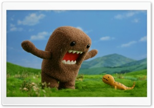 Domo Kun HD Wide Wallpaper for Widescreen