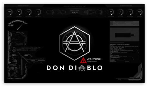 Don Diablo 4k Hd Desktop Wallpaper For 4k Ultra Hd Tv