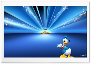 Donald Duck Disney HD Wide Wallpaper for Widescreen