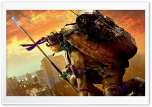 Donatello HD Wide Wallpaper for Widescreen